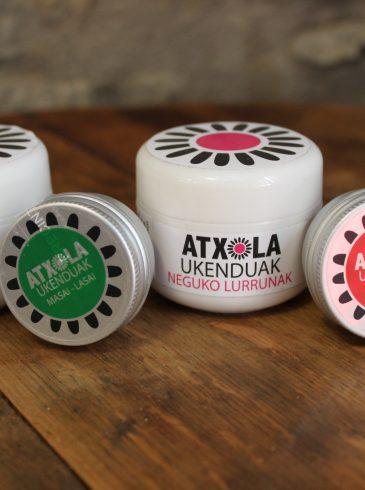 ATXOLA UKENDUAK